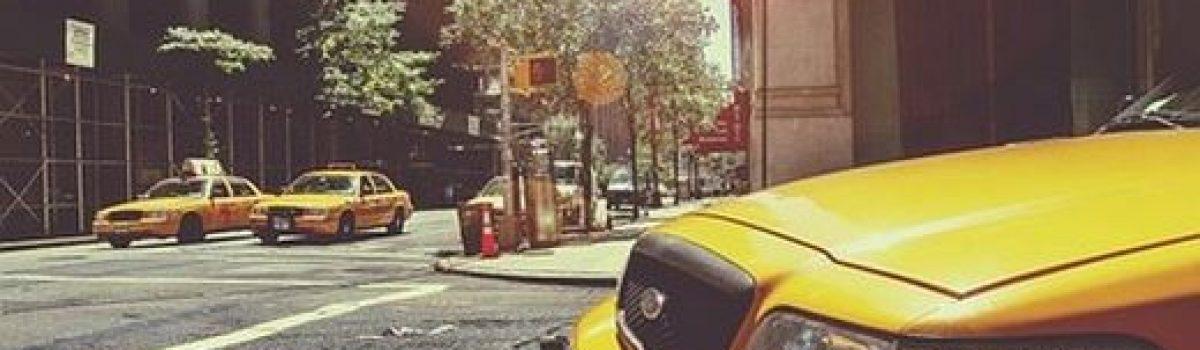 Taxis, ambulances
