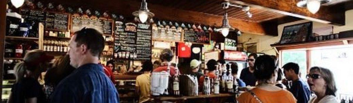 Bars et salons de thé