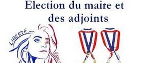 ELECTION DU MAIRE, DES ADJOINTS et du MAIRE DELEGUE D'IRMSTETT
